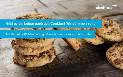 LeadLab von WiredMinds: Intelligentes Webtracking ohne Cookies und Opt-In.