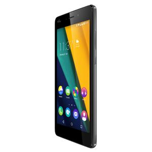 Wiko PULP FAB 4G red 3quart front