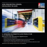 Automotive Lean Production - Award & Study 2016: Die Sieger stehen fest
