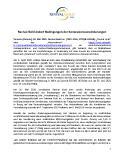 [PDF] Pressemitteilung: Revival Gold ändert Bedingungen der Konzessionsvereinbarungen