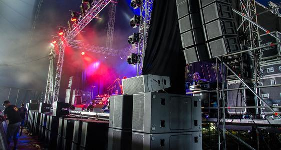 Zurich Tent Stage