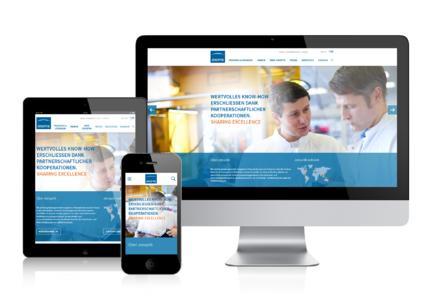 Die neue responsive jenoptik.com – powered by Sitecore, realisiert von webit!