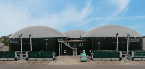 Gesamtperspektive PlanET Biogasanlage Müden (Aller)