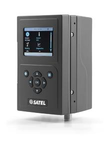 The UHF radio router XT5 from the Finnish radio data expert Satel offers more security in private radio networks, due to encrypted data transmission