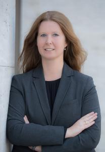 Janika Sievert ist Rechtsanwältin bei Ecovis in Regensburg
