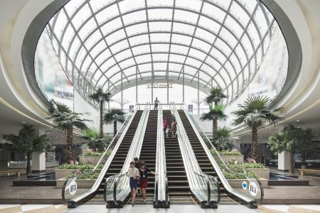 Vietnam 2014 Vincom Mega Mall Times City
