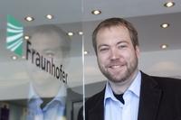 Jens Fromm, Leiter des Test und Demonstrationszentrums neuer Personalausweis des Fraunhofer-Instituts FOKUS