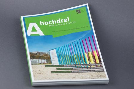 Ahochdrei Magazin