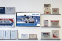 KAWASAKI bestätigt die langjährige Partnerschaft mit der SAUER BIBUS GmbH