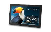 Toucan Pro Standard-Modell mit Intel Core i5-8265U Prozessor, 8GB Arbeitsspeicher und 256GB M.2 NVMe PCIe SSD Speicher