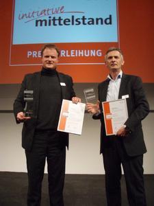CeBIT: Der MODELER mehrfach mit dem Innovations-Preis IT 2009ausgezeichnet