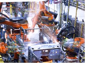 KUKA Roboter looks forward to creating optimal manufacturing schedules, attaining a 98 percent on-time delivery, and reducing stock holding by an additional 15 percent once wayRTS (Real Time Simulation) from Wassermann, is fully implemented