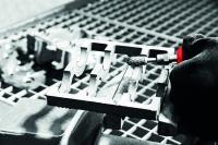 Mit universell einsetzbaren Schleif- und Polierstiften und Fräsern kann LUKAS-ERZETT Unternehmen bei der additiven Fertigung optimal unterstützen.