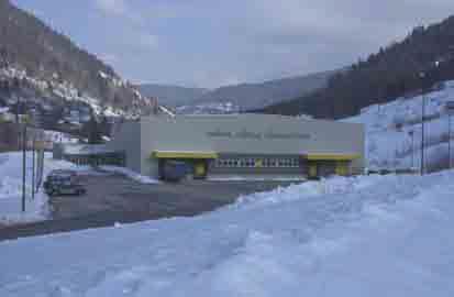 Das französische Familienunternehmen Tissus Gisèle ist ein Weberei- und Konfektionsbetrieb in La Bresse, im Herzen des Vogesenmassivs. ©Tissus Gisèle