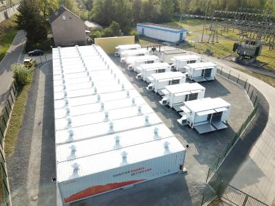 SMA battery-storage project Bennewitz