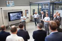 Heidelberg opens future workshop - training to tackle the digital future