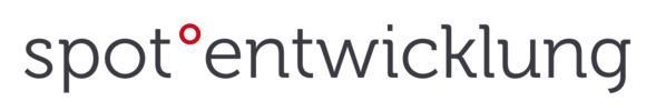 logo of designagency spotentwicklung