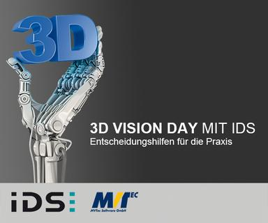 IDS 3D Vision Day am 7. November 2013 in Frankfurt!