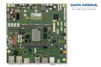 DATA MODUL präsentiert leistungsfähiges SMARC-Carrierboard für Intels neueste Atom Prozessorplattformen