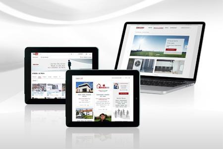 Aufbruch in ein neues Online-Zeitalter mit digitalem Triple - www.stiebel-eltron.de, eigener Blog und YouTube-Kanal