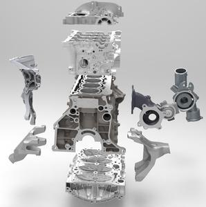 """Bei der 7. VDI-Fachtagung """"Gießtechnik im Motorenbau"""" stehen Lösungsansätze für moderne Fahrzeugantriebe im Mittelpunkt / Bild: VDI Wissensforum / Volkswagen AG"""