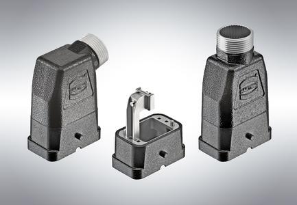 Neues Han-Compact® Tüllengehäuse Metall