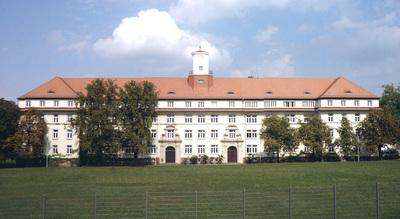 Standort des IOSB in Ettlingen. © FGAN-FOM 2009