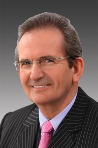 Hermann Dinkla (CDU), Präsident des Niedersächsischen Landtags