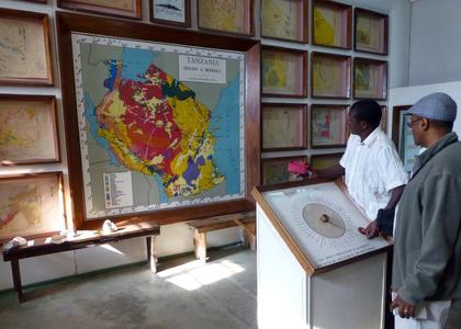 Geological Survey of Tanzania