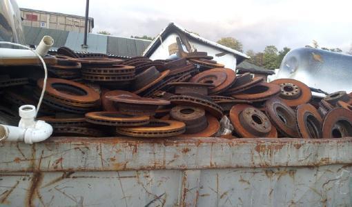 Schrottankauf Herne kauft ihre Schrott und Metall zu fairen Preisen