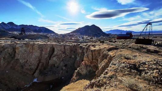 Ein strahlender Silber-Goldstern an Nevadas Rohstoffhimmel!