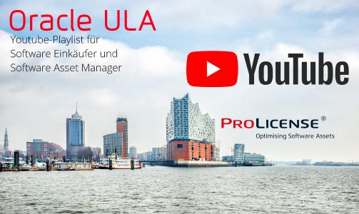Oracle ULA - ProLicese