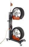 International gefragt: die Radhebehilfe EasyLift – rückenschonend schwere Räder wechseln