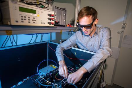 Quantensensoren für innovative Messtechnik