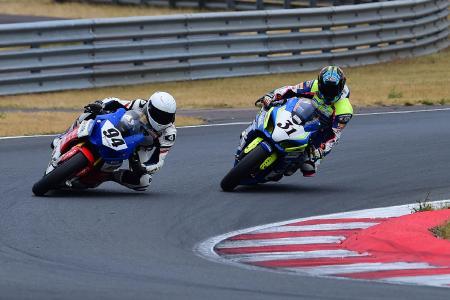 Erfolgreiches Wochenende für Suzuki