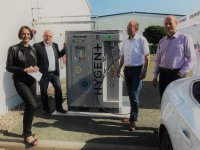 Aktionswoche Biogas2Drive