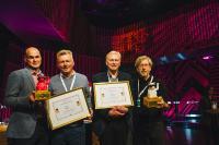 """Volucap erhält """"VR Technology Award"""" und """"VR NOW Grand Prize"""" bei den VR NOW Awards 2018"""