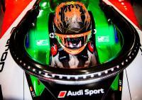 Daniel Abt sicherte sich den 6. Platz. Direkt am Cockpit ist als Zeichen für die vertiefte Technologiepartnerschaft mit dem Formel-E-Team Audi Sport ABT Schaeffler die prominente Platzierung des Würth Elektronik Logos zu sehen / Bildquelle: Audi Communications Motorsport