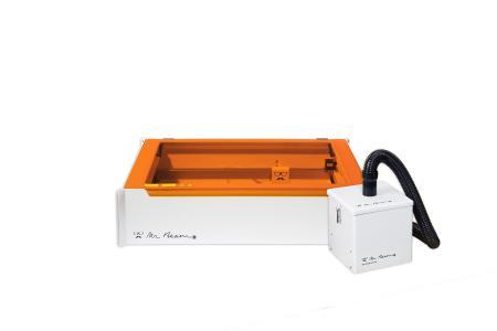 Neu im cameo Laser-Sortiment: der Mr Beam Desktop Lasercutter / Bild: © Mr Beam Lasers GmbH/ cameo Laser Franz Hagemann GmbH