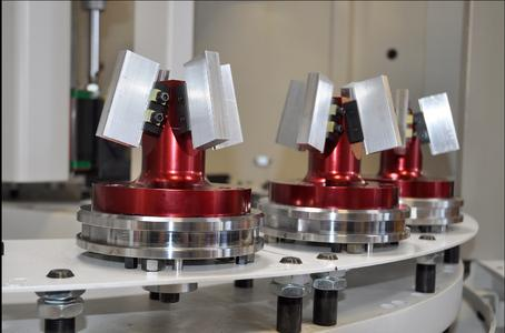 5-axis work holding fixtures are now a substantial part of 5th Axis' business (Image source: OPEN MIND)