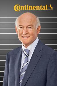 Herbert Mensching, Leiter Strategische Projekte Lkw-Reifen EMEA