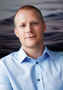 Magnus Fredin, President of Sales Europe, Klarna