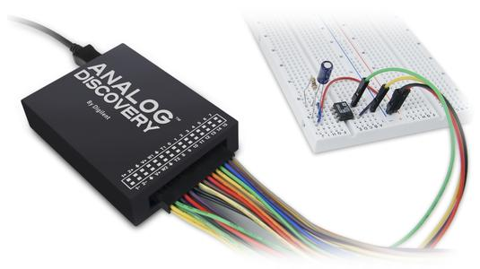 ml-Digilent-Analog Discovery