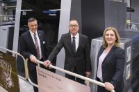 Market launch of the Heidelberg Primefire 106 digital printing system running on schedule - international packaging printer MPS beginning the pilot phase