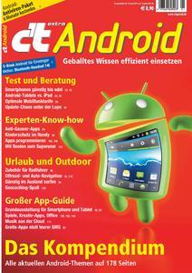 "Titelbild ""c't extra Android"""