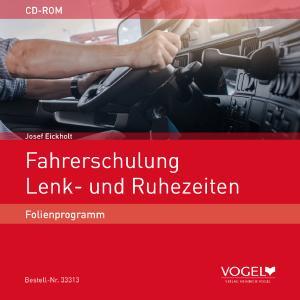 Neue Auflage: Fahrerschulung Lenk- und Ruhezeiten
