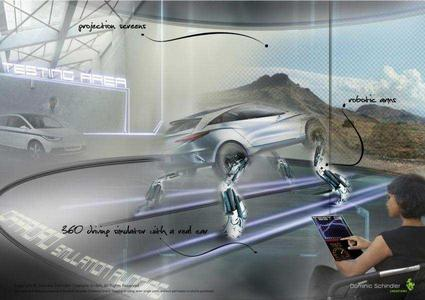 Werkstatt der Zukunft - Megatrends der KFZ-Reparatur