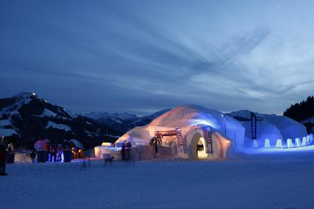 Hotel management at lofty heights: The ALPENIGLU Village in Austria relies on the Cloud solution protel Air (Photo: © ALPEN)