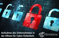 Aufnahme der K3 Innovationen GmbH in der Allianz für Cyber-Sicherheit