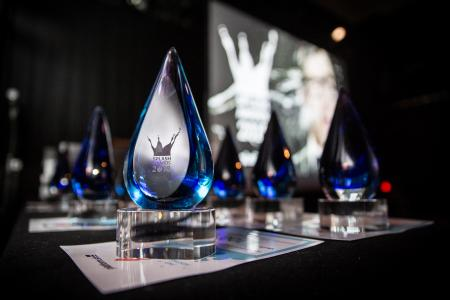 Am 8. März wurden in Frankfurt die Splash Awards 2018 überreicht. Sieger in der Kategorie Enterprise wurde die Bright Solutions GmbH ©Lars Stauder Photography Drupal Business Deutschland e.V.